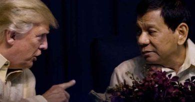 POLITICS-US&PHIL.: MANILA – US: No conflict in rights report, Trump-Duterte ties