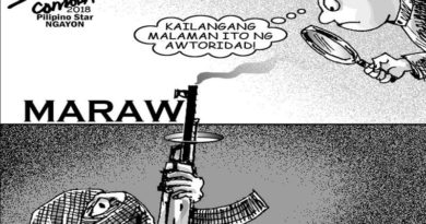 POLITICS-MARTIAL LAW: MANILA  – Concerns over martial law in Mindanao