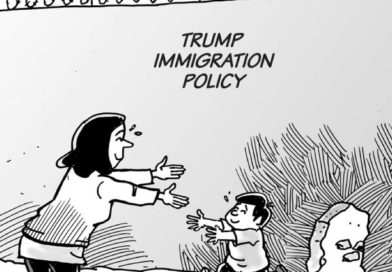 EDITORIALS: OPINION & CARTOONS – 'US hit by new immigration controversy'