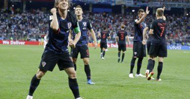 FIFA WORLD CUP RUSSIA 2016:  NIZHNY NOVGOROD, Russia – Argentina conquered, Croatia's next task to avoid 'euphoria'