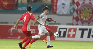 2018 ASIAN GAMES: JAKARTA – Việt Nam defeat Nepal 2-0 to move on to the knock-out