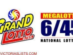MANILA PCSO Lotto: Wednesday, August 8, 2018 Results, Grand