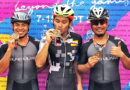 Brunei cyclists strike gold in Asia Pacific meet