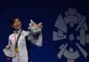 Japanese Swimmer Rikako Ikee Named Most Valuable Player of 2018 Asian Games