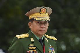HUMAN RIGHT'S: YANGON- Myanmar army chief defiant after UN probe