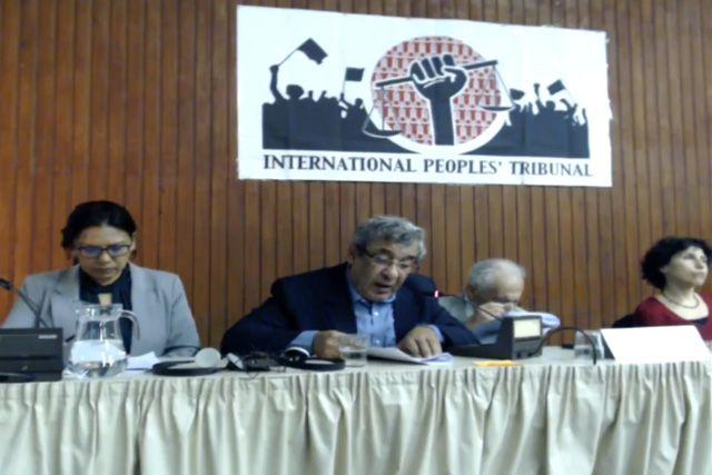 POLITICS: MANILA- People's tribunal ruling a sham—Rody
