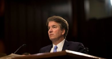 US POLITICS-LAW: Second Woman Accuses Brett Kavanaugh Of Sexual Misconduct In New Yorker Bombshell