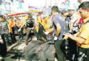 BIZ: JAKARTA- Lion air plane crashes into sea,189 feared dead