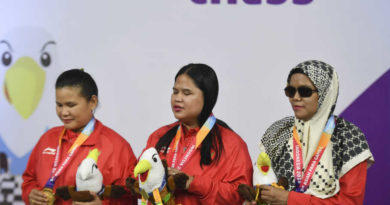 ASIAN PARA GAMES: JAKARTA- Indonesia Wins 6 Gold Medals in Chess at 2018 Asian Para Games