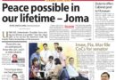 ASEANews Headline: UTRECHT, Netherlands: Second of two parts: Peace possible in our lifetime – Joma BY DR. DANTE A. ANG