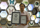 SCIENCE-ENTOMOLOGY: Chinese entomologist breaks new Guinness World Record for biggest mosquito