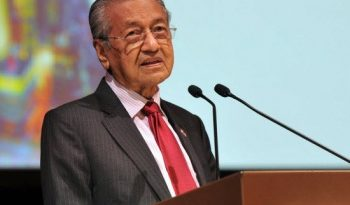 SINGAPORE: Dr Mahathir to be conferred Honorary Doctorate by alma mater