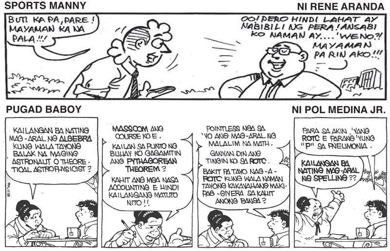 L O L , the best MEDICINE- Sports Manny Comic Marathon from