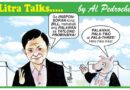 L O L. the best MEDICINE- Litra Talks Comics by Al Pedroche