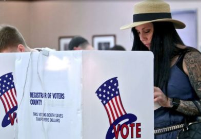 US POLITICS-MIDTERM ELECTION 2018: COLUMN OPINION- LOS ANGELES- Here's what we learned from election day in California
