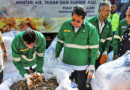 SCIENCE-WILDLIFE:  PORT DICKSON- Malaysia torches 2.8 tonnes of African pangolin scales