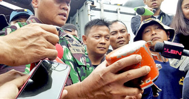 TOURISM: JAKARTA- Indonesia recovers second black box from Lion Air crash