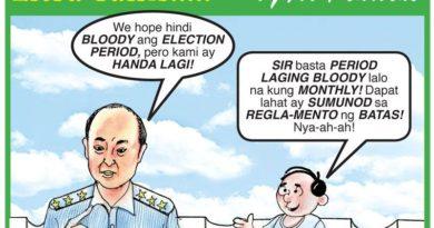 L O L- the best MEDICINE- REGLA-MENTO ng BATAS! – COMICS of Litra Talks ni Al Pedroche
