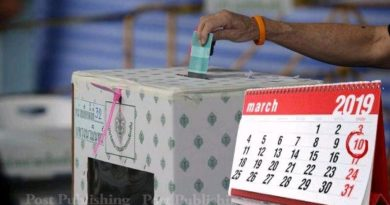 POLITICS: BANGKOK- EC likely to go for March 10 poll Likely to announce date by Jan 25