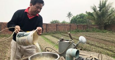 WATER: QUẢNG NINH, Viet Nam –Rural residents thirsty for clean water