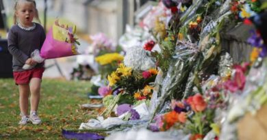 CHRISTCHURCH, New Zealand- Death toll in NZ mosque attacks increases to 50