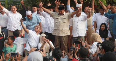 ASEAN ELECTION 2019 : JAKARTA – Prabowo's Victory Declarations: Signs of Delusion or Deliberate Tactic to Delegitimize Election Results?