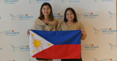 A.I.:  BANGKOK- Young Filipino data scientists share solutions to job automation, displacement in ASEAN