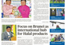 HEADLINES: Focus on Brunei as international hub for Halal products