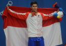 30th SEA GAMES-WUSHU:  Indonesia's Wushu Gold athlete Edgar Xavier Marvelo