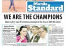 ASEAN NEWS HEADLINES:  We are the champions