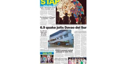 ASEANEWS HEADLINE: 6.8 quake jolts Davao; kid dies