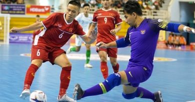 HÀ NỘI —  Việt Nam to face Tajikistan in AFC Futsal champs first match