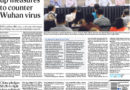WUHAN VIRUS:  Singapore confirms 5th case; patient from Wuhan stayed at her family's home in Ceylon Road