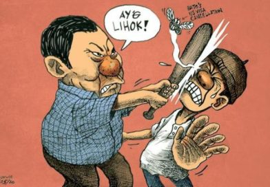 Editorial: By SUNSTAR – Unusual exchange   ARE DU30'S DOLLAR DEPOSITS IN USA IN THE NAME OF BATO THAT HE'S AFRAID BATO CAN'T WITHDRAW THEM?
