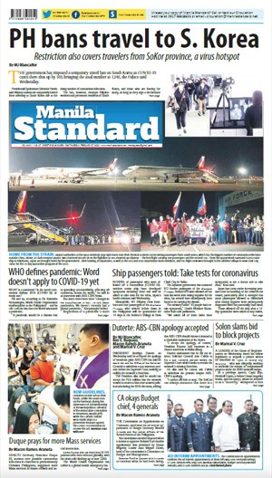 ASEAN.NEWS- Philippines bans travel to South Korea – Aseanews
