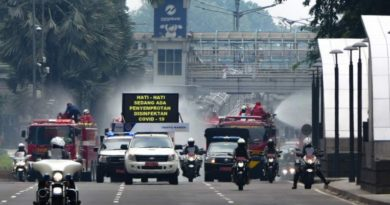 COVID-19 PANDEMIC: Day 122: Indonesia opts for 'area quarantine' to limit movements; death toll passes 100
