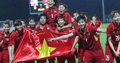 Việt Nam women No 35 in world, top in ASEAN