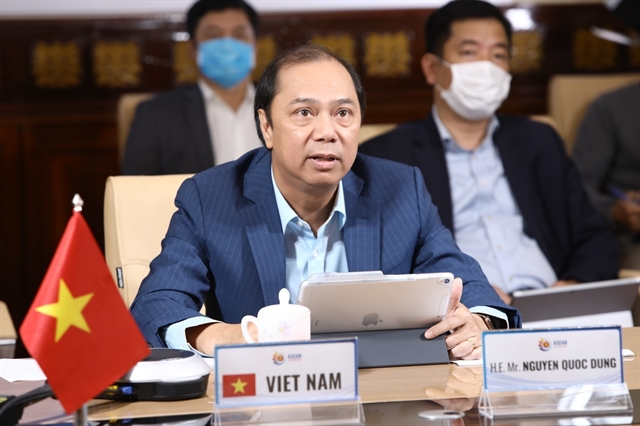 COVID-19 PANDEMIC:  ASEAN discusses response to COVID-19