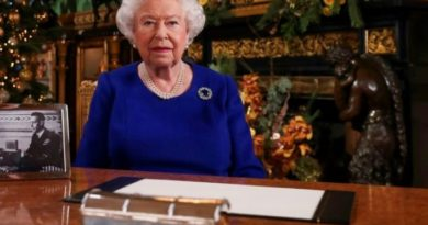 FIRST-2-LAST COVID-19 RESPONDERS: Britain's Queen Elizabeth invokes WWII spirit: We can defeat the coronavirus