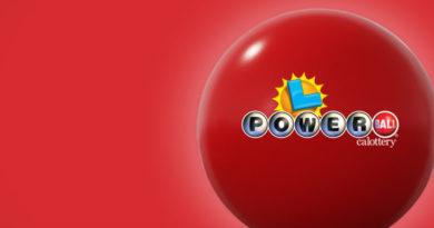 CA LOTTO – POWER BALL: SAT., MAY 30, 2020   $125 Millions
