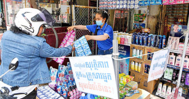BIZ:  PHNOM PENH-  COVID-19 epidemic poses greatest threat to Cambodia's development: World Bank
