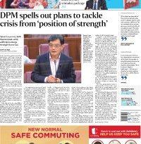 ASEAN Newspapers- Sat.,  June 06, 2020