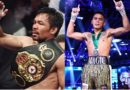 MANILA- Plania inspired by Pacquiao in stunning win