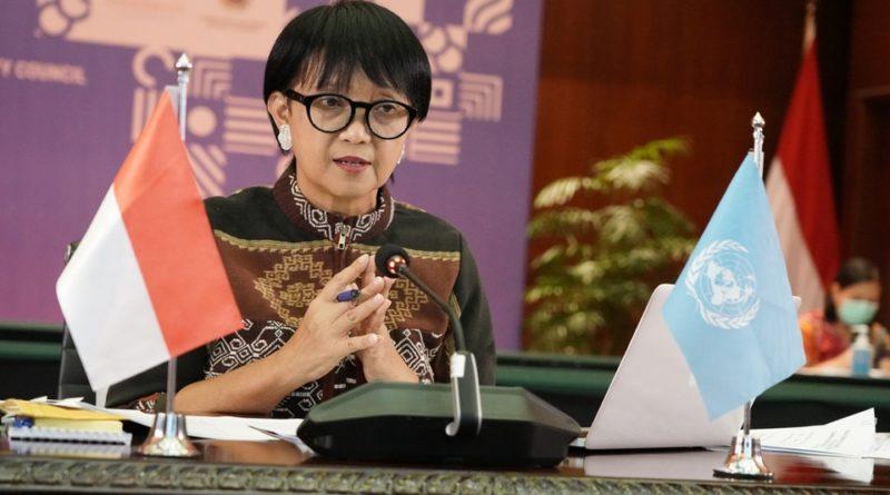 COVID-19 PANDEMIC:  Indonesia Warns Pandemic Could Derail Global Peacebuilding