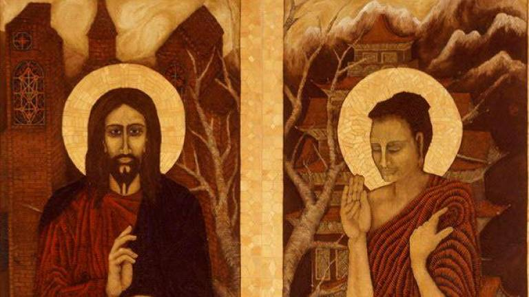 RELIGION:   How history may have turned Buddha into a Christian saint