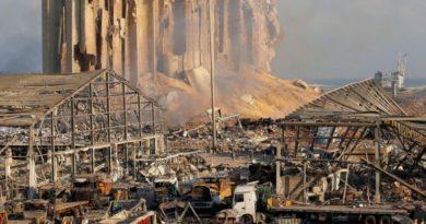PHOTO-VIDEO WORLD NEWS: The Beirut Blast