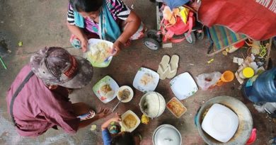 SOCIAL LIVING: MANILA- SWS: Hunger hits new high of 30.7%