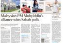 ASEAN HEADLINES: Mon., Sept. 28, 2020-  Malaysian PM Muhyiddin's alliance wins Sabah polls
