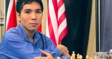 CHESS-US 2020 CHESS CHAMPIONSHIP: Wesley So wins US title unbeaten as Hikaru Nakamura's run ends tamely
