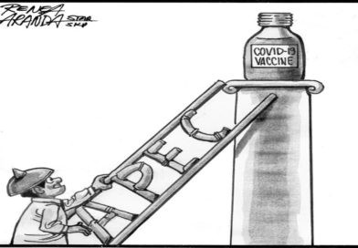 ASEAN EDITORIALS & CARTOONS: Vaccine for all